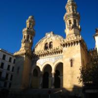 Mosquée Ketchaoua - Façade