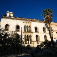 Dar Hassan Pacha, ex-palais d'hiver - Vue d'ensemble