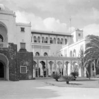 Palais du Peuple, ex-palais d'été - Vue d'ensemble